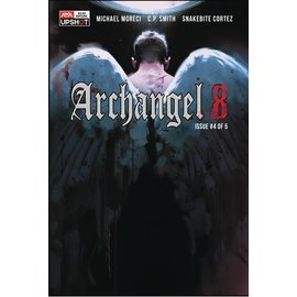 ARTISTS WRITERS & ARTISANS INC Archangel 8 #4 (Of 5) (Res)