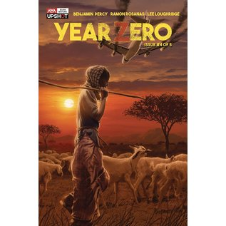 ARTISTS WRITERS & ARTISANS INC Year Zero #4