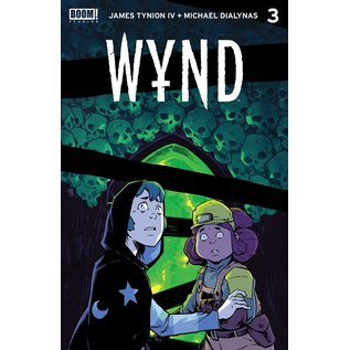 Wynd #3 (Of 5) Cover A Main