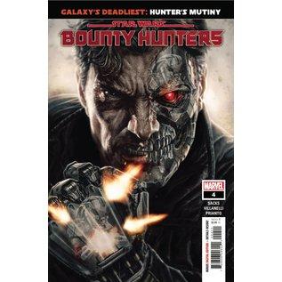 Marvel Comics Star Wars Bounty Hunters #4
