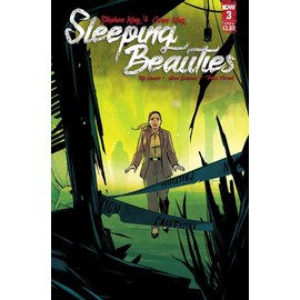 IDW PUBLISHING Sleeping Beauties #3 (Of 10) Cover A Wu
