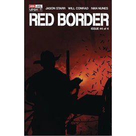 ARTISTS WRITERS & ARTISANS INC Red Border #4 (Of 4) (Res)