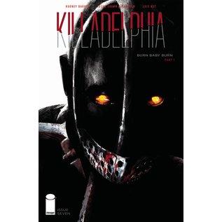 Image Comics Killadelphia #7 Cover A Alexander