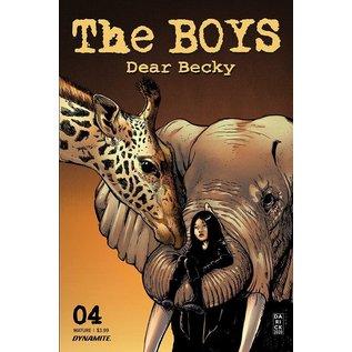 Dynamite Boys Dear Becky #4