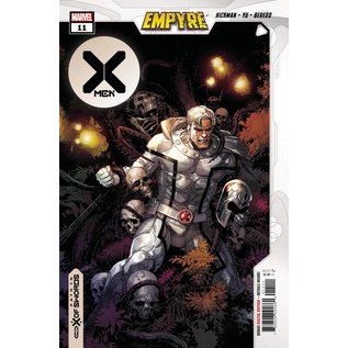 Marvel Comics X-Men #11 Emp