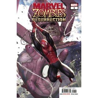 Marvel Comics Marvel Zombies Resurrection #1 (Of 4)