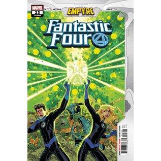 Marvel Comics Fantastic Four #23 Emp