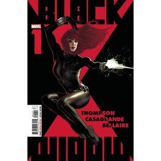 Marvel Comics Black Widow #1