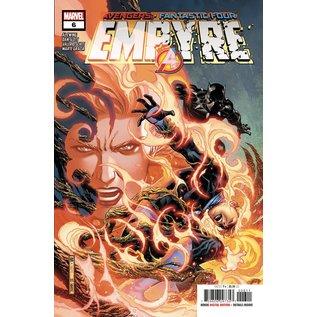 Marvel Comics Empyre #6 (Of 6)