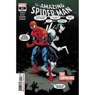 Marvel Comics Amazing Spider-Man #41