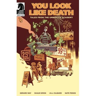YOU LOOK LIKE DEATH: TALES OF THE UMBRELLA ACADEMY #1
