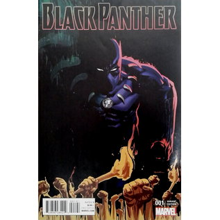 Marvel Comics BLACK PANTHER #1 SOOK VARIANT