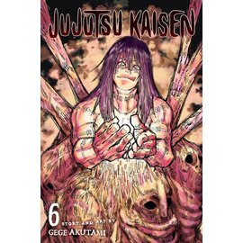 Jujutsu Kaijen Vol 06