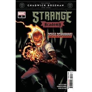 Marvel Comics Strange Academy #3