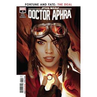 Marvel Comics Star Wars Doctor Aphra #4