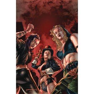 ZENESCOPE ENTERTAINMENT INC Van Helsing vs League of Monsters #5 CVR B