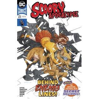 DC Comics SCOOBY APOCALYPSE #23