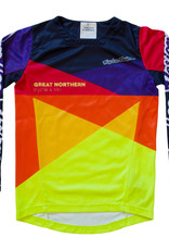 Youth Printed TLD Sprint Jersey