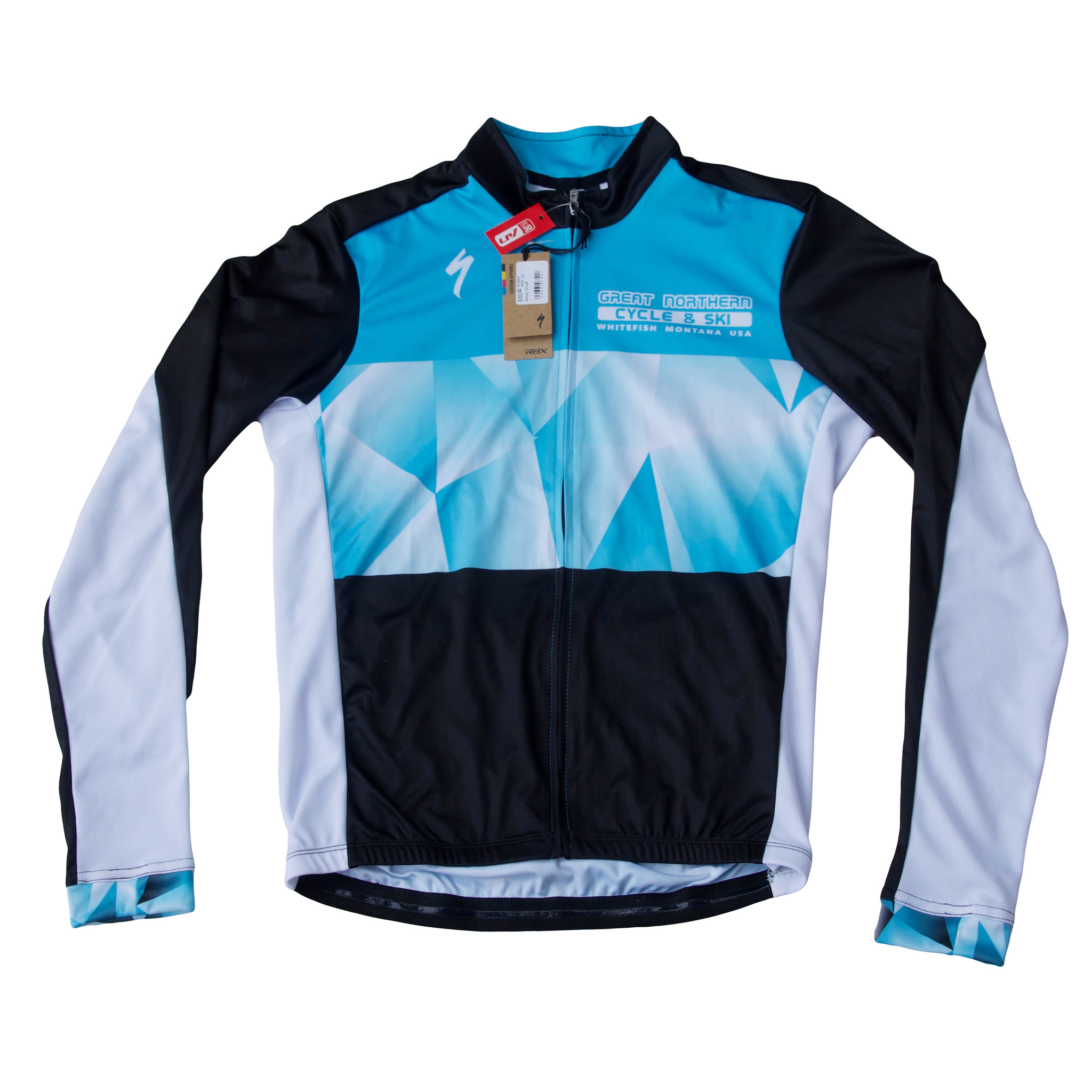 Specialized Angled RBX Long Sleeve Jersey