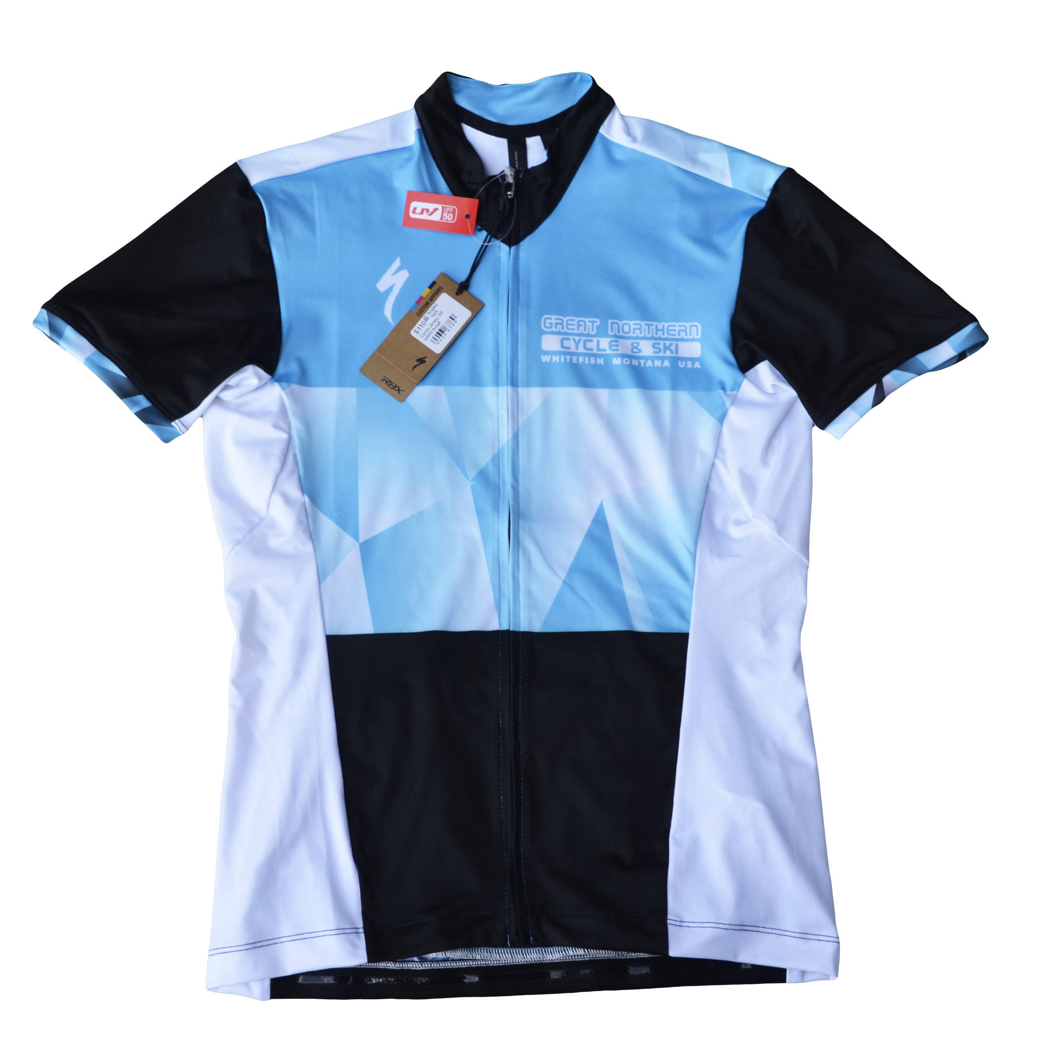 Specialized Angled RBX Comp SS WMN Jersey