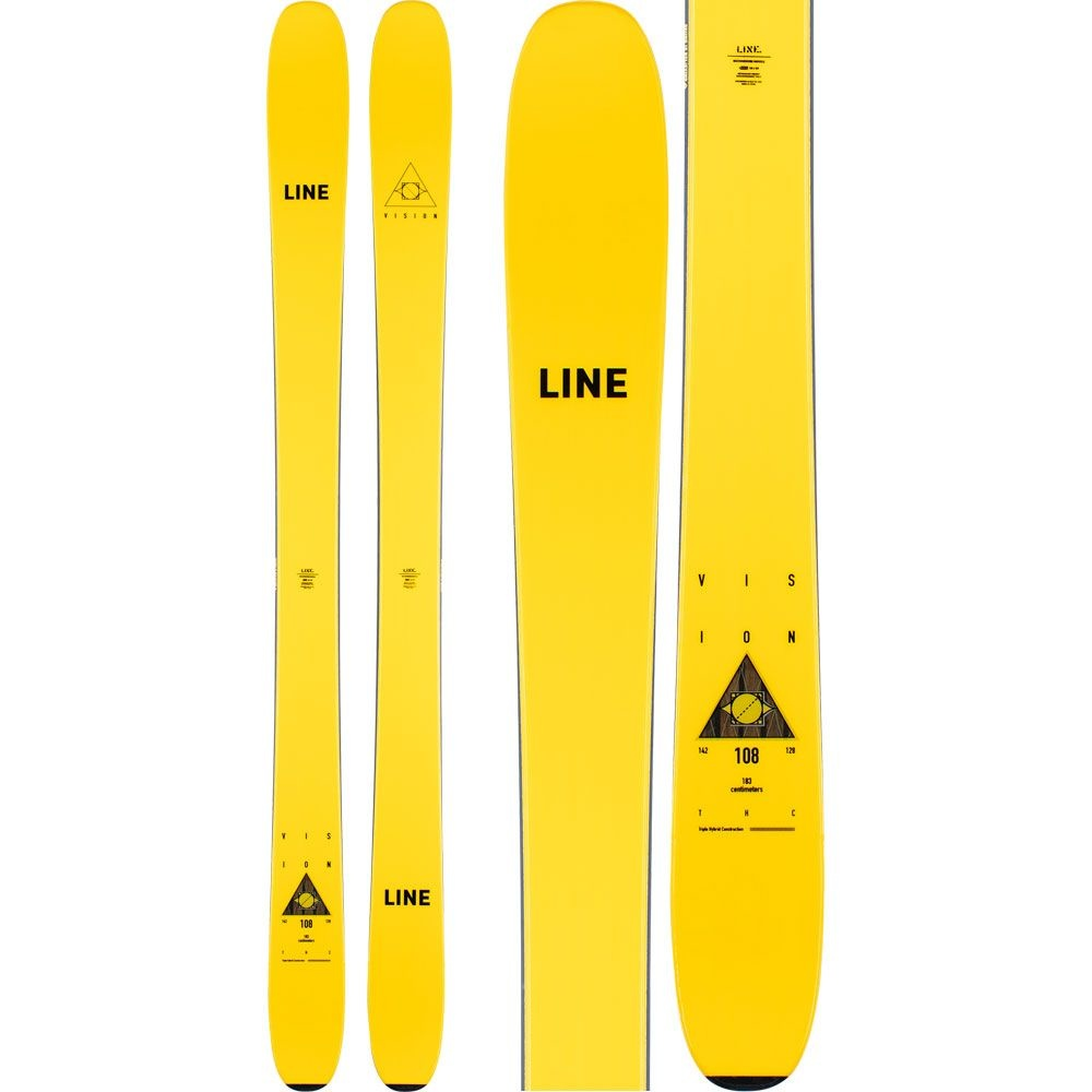 Line Skis Vision 108 20/21