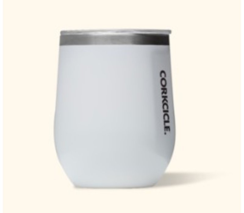 Corkcicle Stemless- 12oz Sparkle Unicorn Magic