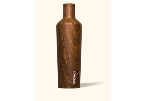 corkcicle Corkcicle Canteen- 16 oz Walnut Wood