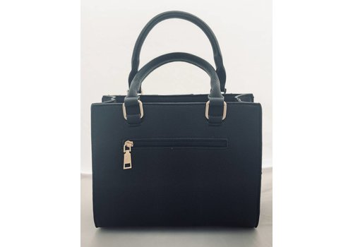 fashion distribution center FDC Black Handbag
