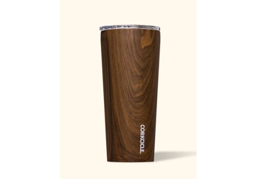 corkcicle Corkcicle Tumbler- 24oz Walnut Wood
