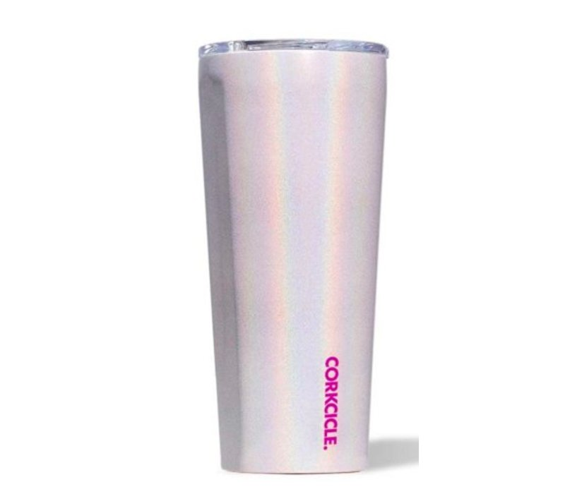 Corkcicle Tumbler- 24oz Sparkle Unicorn Magic