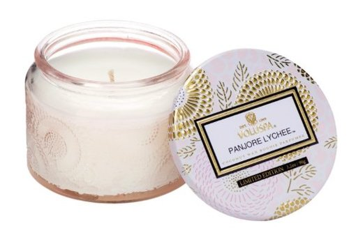 voluspa Voluspa - Panjore Lychee Small Jar Candle