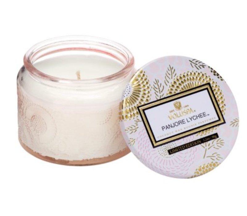 Voluspa - Panjore Lychee Small Jar Candle
