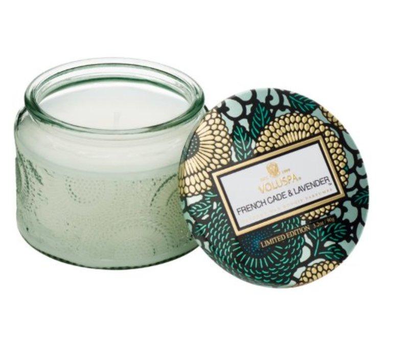 Voluspa - French Cade & Lavender Petite Candle
