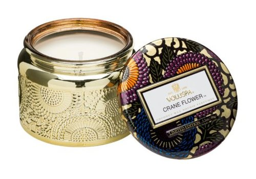 voluspa Voluspa - Crane Flower Small Jar Candle