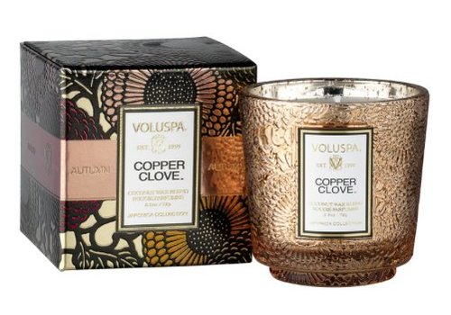 voluspa Voluspa - Copper Clove Boxed Mini Candle