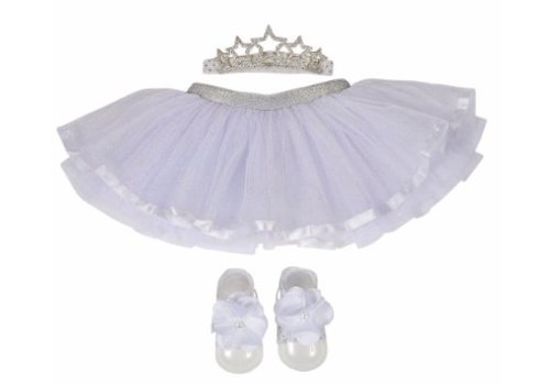 Baby Girl  White Princess Tutu