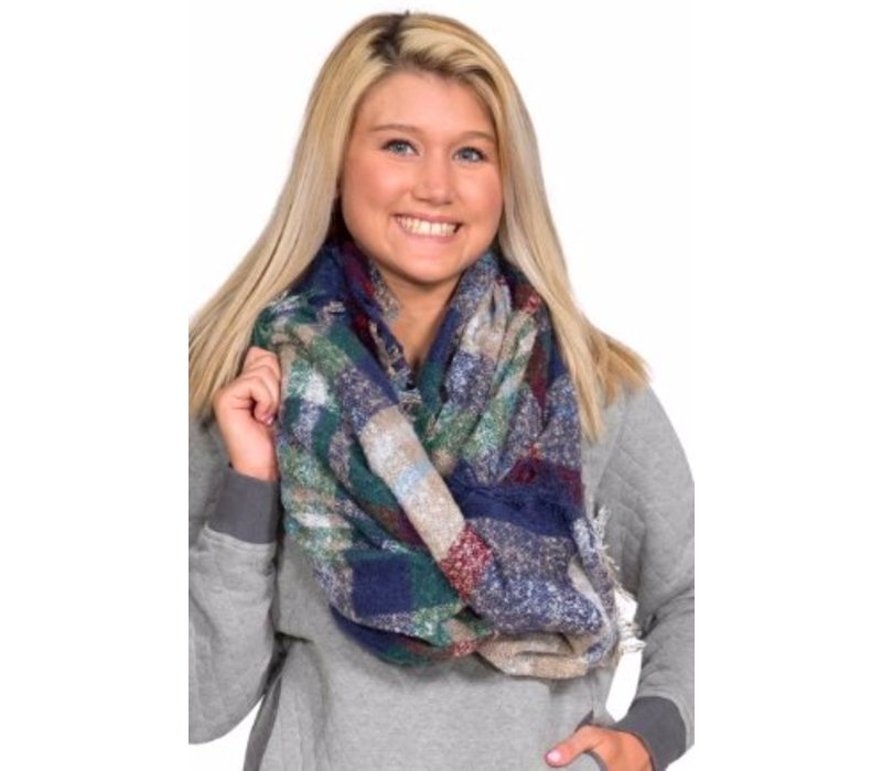 Simply Southern blanket scarf