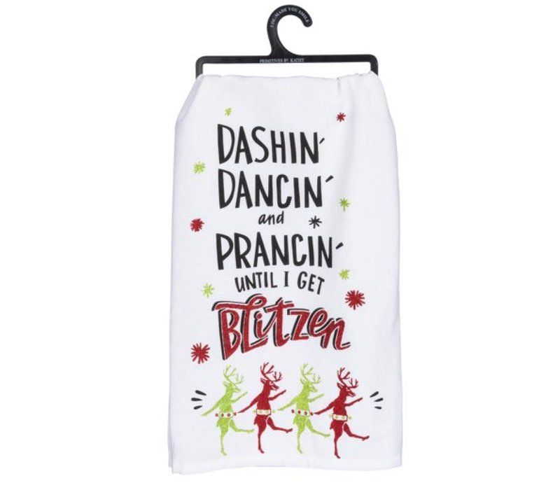 Holiday Dish Towels - Choose one