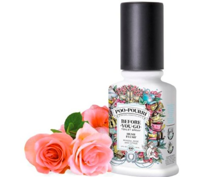 Poo-Pourri - Hush Flush 2OZ