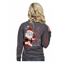 Simply Southern Long-Sleeved Holiday Tees - choose one