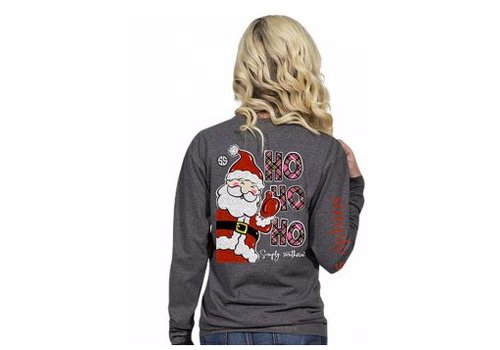 SIMPLY SOUTHERN Simply Southern Long-Sleeved Holiday Tees - choose one