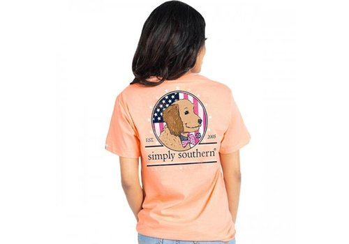 SIMPLY SOUTHERN Preppy Doodle T-Shirt