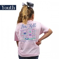 Preppy Roll Lulu T-Shirt (Youth)