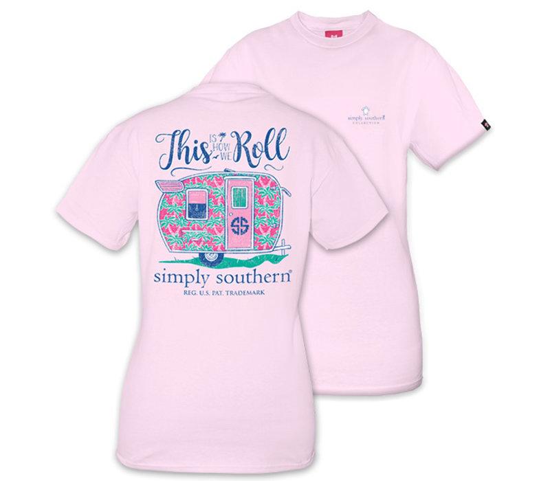 Preppy Roll Lulu T-Shirt (Youth)
