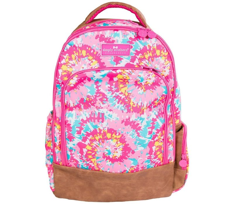 Simply Southern Tie-dye Backpack
