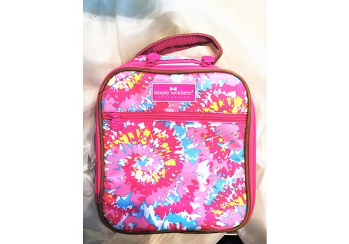 SIMPLY SOUTHERN Simply Southern Tie-Dye Lunchbox