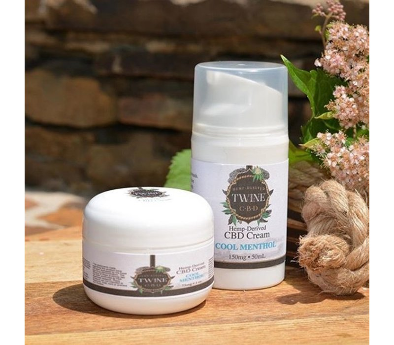 Cool Menthol CBD Cream- 50ml