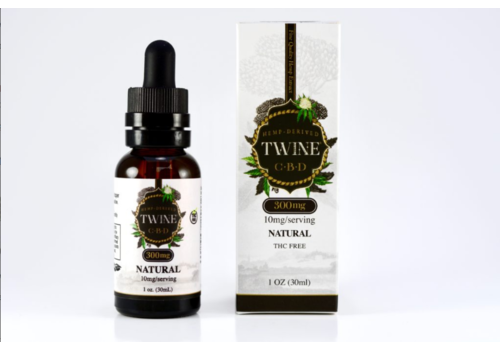 twine Natural CBD Oil- 300mg