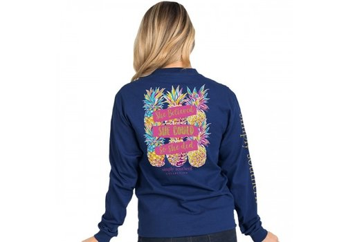SIMPLY SOUTHERN She Believed She Could- Long Sleeved