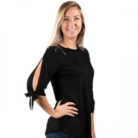 Simply Southern- KnotSleeve- Black